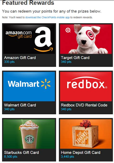 Where To Get Redbox Gift Card - earn gift cards freebiechick com