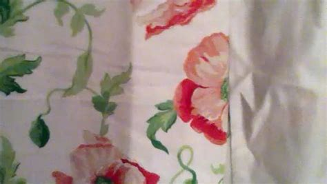 laura ashley poppy curtains laura ashley poppy curtains sold