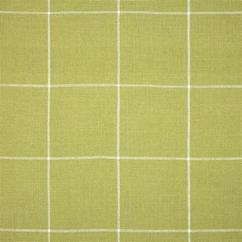 captiva citron green check upholstery fabric sw51713