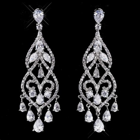 Chandelier Earing Style With Elegance Chandelier Earrings Metroholica She Knows Best