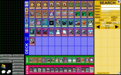 build a yugioh deck escalario tin gadget yugioh deck build