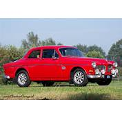 Volvo 123 GT Rally Car 1963 Details