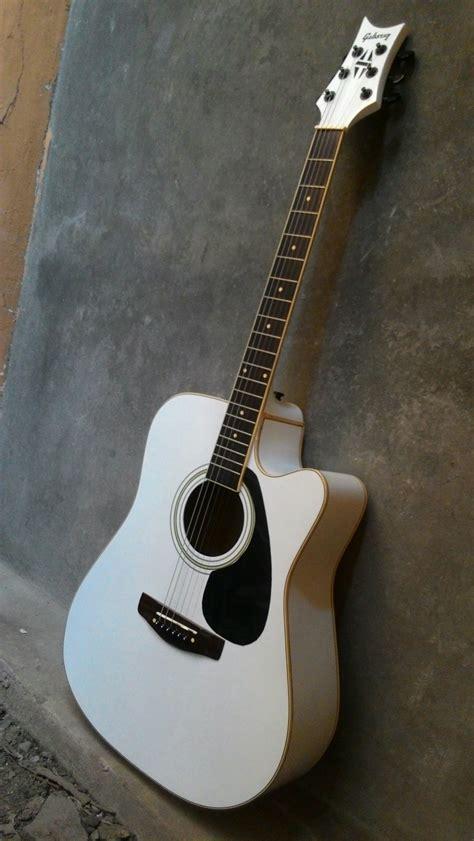 Gitar Akustik Promo Jumbo Trussrod jual gitar akustik jumbo white gibson exclusive