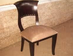 Custom Chair Manufacturers by Custom And Chair Mahogany Teak Wicker