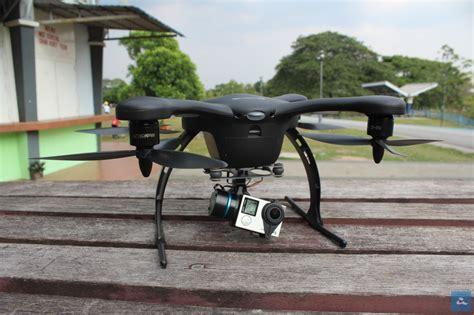 Ghost Drone Malaysia dron digunakan di india untuk membasmi masalah pembuangan di tempat terbuka amanz