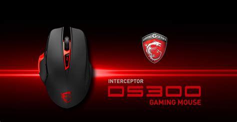 Msi Ds Marksman Pc Desktop Gaming interceptor ds300 msi global