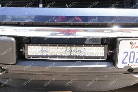 Light Bar Installation by How To Install Ford F150 Led Light Bar