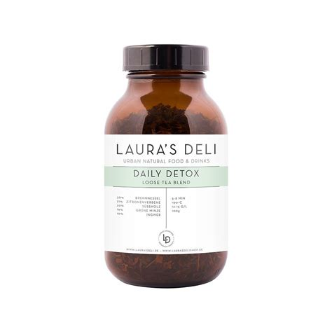 Laurs Detox by Daily Detox Tea S Deli