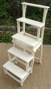 chaise escabeau ancienne de stabilia
