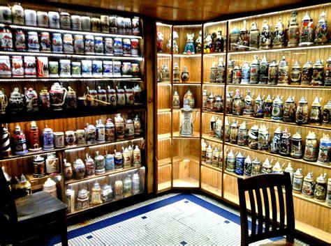 beer stein display cabinet beer stein display case beer stein display case and beer