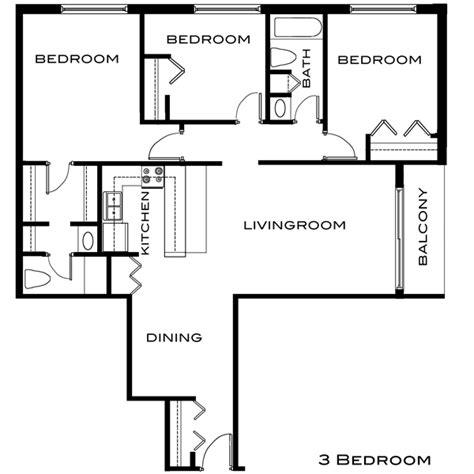 apartment floor plans 3 bedroom tattoos flower apartment floor plans 3 bedroom