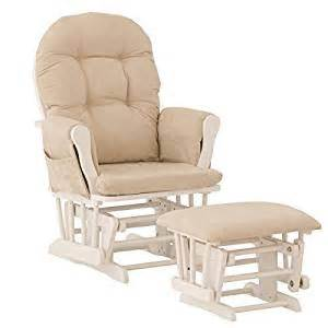 Rocking Chair Gliders For Nursery Premium Nursery Glider And Ottoman Rocker Chair Storkcraft In White And Beige For