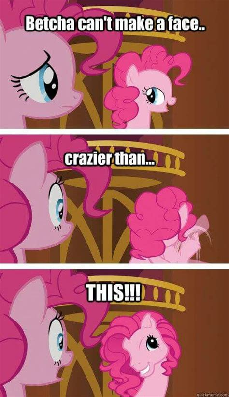what can you make with pony quot betcha can t make a crazier than this quot oh pinkie