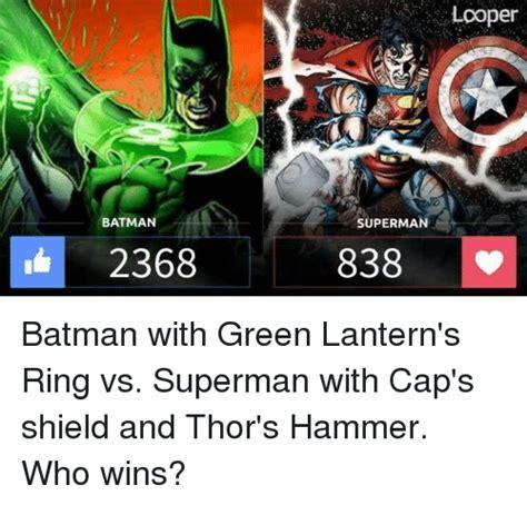 Batman Green Lantern Meme - 25 best memes about thors hammer thors hammer memes