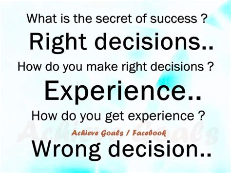 The Seccret Of Success dreams what is the secret of success