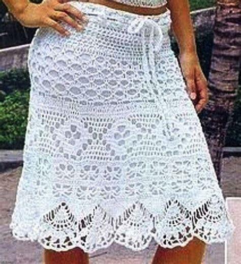 revista de crochet para este ao 2016 todo patrones 17 mejores ideas sobre faldas para dama en pinterest