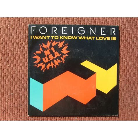 film foreigner i want to know what love is foreigner i want to know what love is street thunder