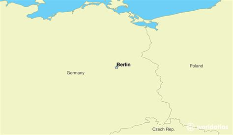 berlin on the world map where is germany where is germany located in the world