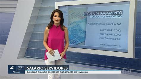 escala pagamento servidores mg mg2 governo de mg anuncia escala de pagamentos dos