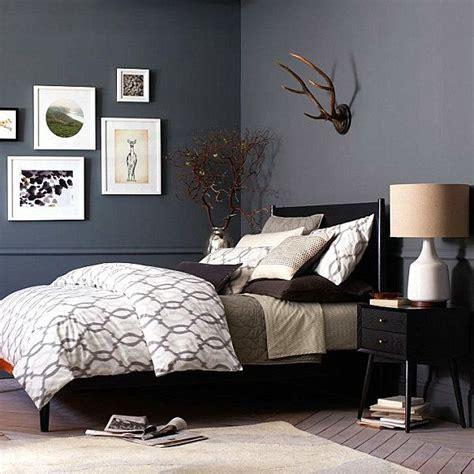 schlafzimmer design ideen schwarzes bett schicke schwarze schlafzimmerm 246 bel eleganter charme