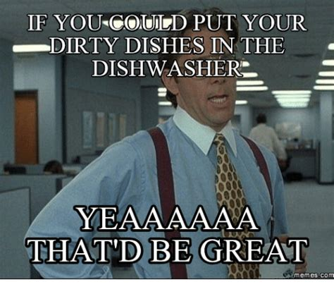 Meme Dishes - 25 best memes about dirty dishes meme dirty dishes memes