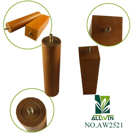 Oem Wood Table Leg For Furniture With Screw Buy Table
