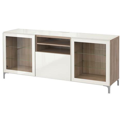 Bed Verhogen Ikea by Cool Best Tvmeubel Marviken Wit Helder Glas