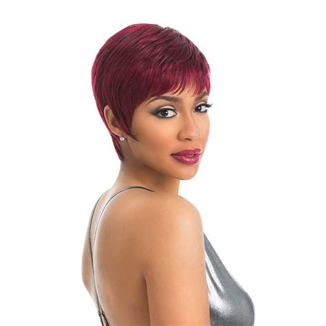 short hair chic on empire sensationnel 100 human hair celebrity series empire wig