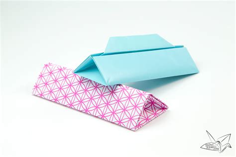 origami paper box triangular origami box tutorial gift box paper kawaii