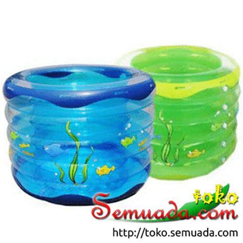 Promo Murah Kolam Renang Bayi Anak Balita Blue Rectangle 262 Cm jual baby spa intime baby pool blue green neckring ibuhamil