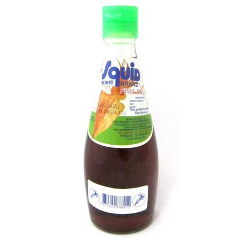 fish sauce 300ml nam pla squid brand buy