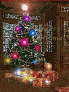 merry christmas christmas tree gif merrychristmas