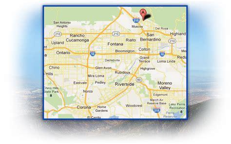 vital statistics section san bernardino ca california map inland empire