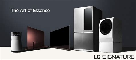 ad home design show 2016 lg to introduce new lg signature brand at ces 2016 lg