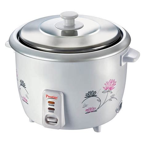 Rice Cooker 1 buy prestige rice cooker prao 1 8 2 at best price in india on naaptol