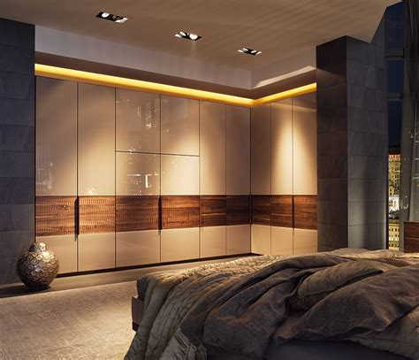 Luxury Wardrobes by Luxury Made To Order Wardrobes Relief Team7 Wharfside