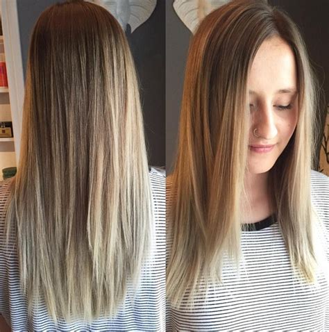 medium length dark hair with ash blonde platium high lights 20 adorable ash blonde hairstyles to try hair color ideas