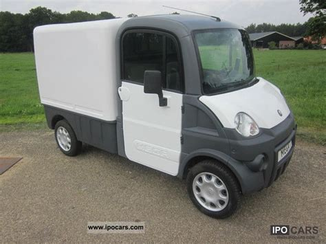 Auto 45 Km H by 2008 Aixam Mega Truck 45 Kmh Easy Motor Vehicle Car