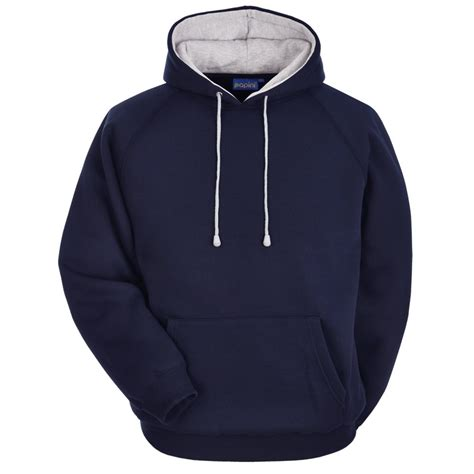 Sweater Hoodie The Bojail Navy Grey customer login