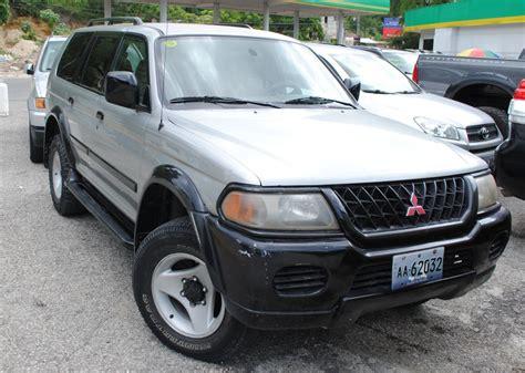 mitsubishi montero sport 2001 cars for sale by owner in haiti 2001 mitsubishi montero sport