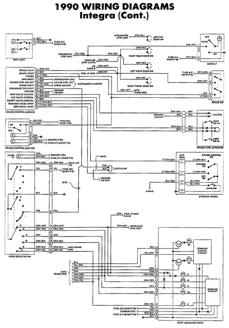 b16 wiring harness wiring diagram with description
