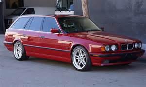 1995 Bmw 540i 1995 Bmw 540i Touring 6 Speed Bring A Trailer