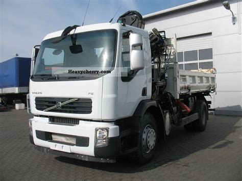 2010 volvo truck volvo volvo fe 320 hds hiab 2010r 2010 other trucks over