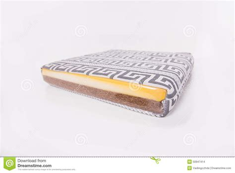 What Are Mattresses Made Of by Mattress Stock Photo Image 50947414
