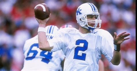 tim couch college stats college football recruiting tim couch and derrick ramsey