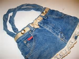 Upcycled Leather Handbags - how to make a crossbody bag out of jeans mini crossbody bag
