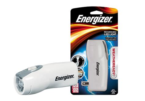energizer rechargeable led light rechargeable flashlight energizer