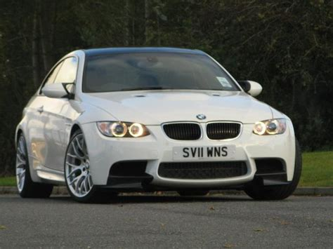 white bmw for sale uk used bmw m3 2011 white colour petrol 2 door 4 0 coupe for