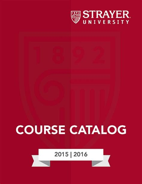 Strayer Mba Management by Strayer Smartcatalog Www Academiccatalog