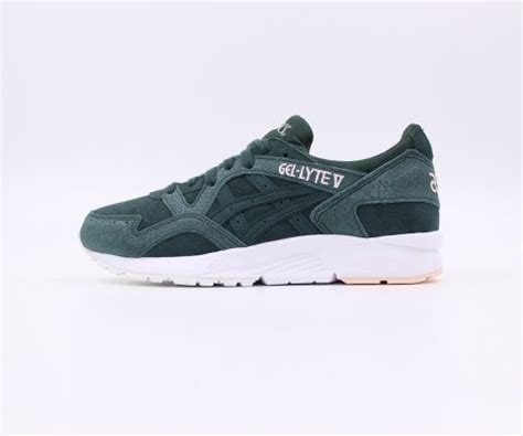 Sepatu Asics Gel Lyte V Brown White Miror High Quality 1 sapato sneaker streetwear boutique